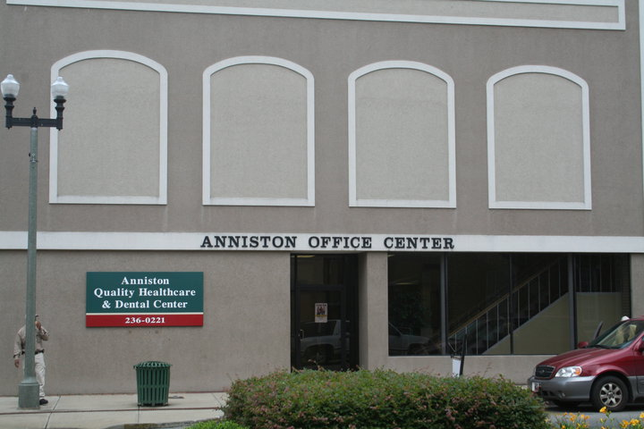 Anniston Quality Health Care - Dental Care
