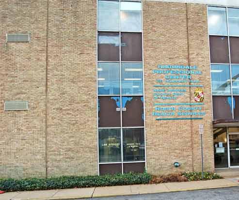 North Arundel County Health Services Center