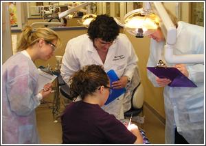 Burlington County College Dental Hygiene Clinic