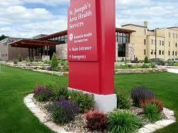 St Joseph\'s Area Health Services