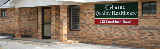 Cleburne Quality Health Care - Dental Clinic