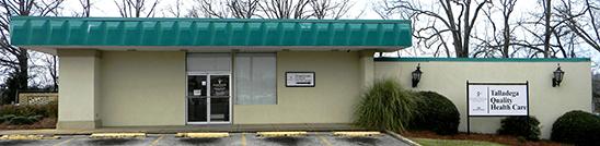 Talladega Quality Health Care - Dental Clinic