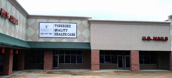Tuskegee Quality Health Care - Dental Clinic